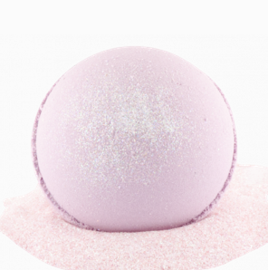 bombe de bain Girly