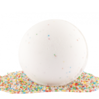 Bombe de bain Milky
