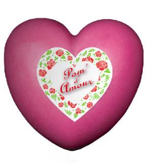 Savon saint Valentin